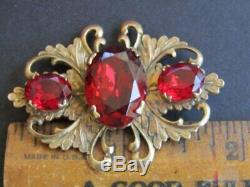 Vintage/Antique mixed jewelry lot Victorian gold filled Art Deco Sterling n more